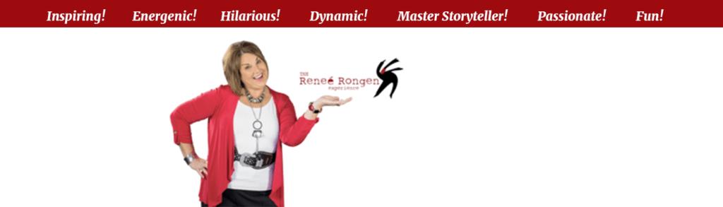 Renee Email Header